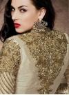 Spectacular Sequins Work Half N Half Designer Saree - 2