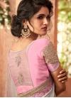Silk Georgette Traditional Saree - 2
