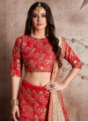 Embroidered Work Trendy Lehenga Choli - 2
