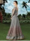 Embroidered Work Layered Designer Salwar Suit - 2
