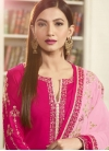 Gauhar Khan Faux Georgette Trendy Salwar Kameez - 1