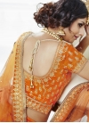 Bhagalpuri Silk A Line Lehenga Choli For Bridal - 2