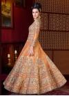 Spellbinding Floor Length Anarkali Suit For Festival - 2
