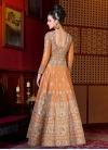 Spellbinding Floor Length Anarkali Suit For Festival - 1