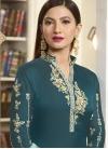 Gauhar Khan Trendy Pakistani Salwar Kameez For Festival - 1