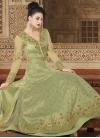 Floor Length Designer Salwar Suit - 1