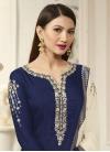 Gauhar Khan Trendy Pakistani Salwar Suit For Ceremonial - 1