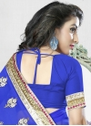 Booti Work Contemporary Style Saree - 1