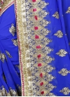 Booti Work Contemporary Style Saree - 2