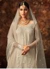 Sharara Salwar Suit For Ceremonial - 1