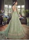 Floor Length Anarkali Salwar Suit For Ceremonial - 2
