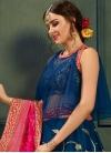 Jacquard Silk Trendy Designer Lehenga Choli - 1