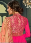 Lace Work Long Choli Lehenga - 2