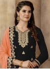 Lace Work Sharara Salwar Kameez - 1