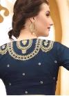Cotton Pant Style Salwar Kameez - 1