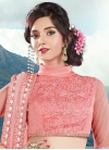 Enchanting Embroidered Work Trendy Designer Lehenga Choli - 1