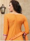 Cotton Trendy Churidar Salwar Suit - 1