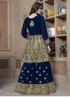 Palazzo Designer Salwar Suit For Ceremonial - 2