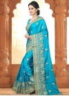 Art Silk Traditional Designer Saree - 1