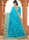 Art Silk Traditional Designer Saree - 2