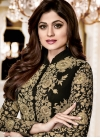 Shamita Shetty Trendy Designer Salwar Kameez - 1