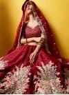 Beads Work Designer Classic Lehenga Choli - 1