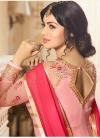 Ayesha Takia Faux Georgette Embroidered Work Long Length Anarkali Salwar Suit - 2