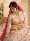 Faux Georgette Ayesha Takia Anarkali Salwar Kameez - 1