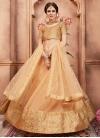 Lace Work Trendy Lehenga Choli - 1