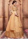Lace Work Trendy Lehenga Choli - 2