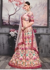 Designer Classic Lehenga Choli For Bridal - 1