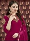 Embroidered Work Trendy Designer Salwar Kameez - 1