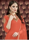 Embroidered Work Long Length Designer Suit - 1