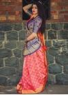 Patola Silk Contemporary Style Saree - 1