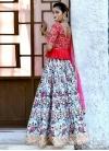 Silk Embroidered Work Trendy Designer Lehenga Choli - 1