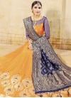 Banarasi Silk Lehenga Choli - 1