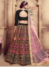 Cutdana Work Silk Trendy Lehenga Choli - 2