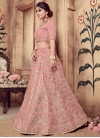 Beads Work A Line Lehenga Choli - 1