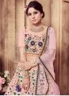 Silk Trendy Lehenga Choli - 1