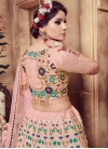 Silk Trendy Lehenga Choli - 2