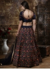 Art Silk Trendy Lehenga Choli - 2