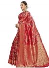 Designer Contemporary Saree For Casual - 1