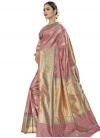 Banarasi Silk Contemporary Saree - 1