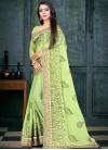 Traditional Designer Saree For Ceremonial - 1