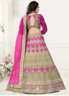 Net Lehenga Choli For Bridal - 2