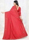 Art Silk Trendy Classic Saree - 2