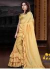 Classic Designer Saree For Ceremonial - 1