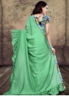 Digital Print Work Art Silk Traditional Designer Saree - 2