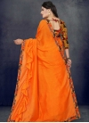 Art Silk Designer Contemporary Saree For Ceremonial - 2