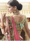Art Silk Trendy A Line Lehenga Choli - 2